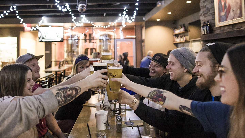 Alberta's beer scene