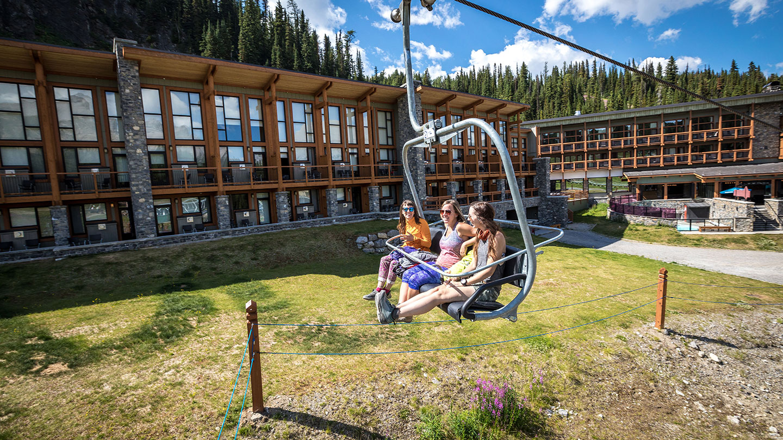 Sunshine Village Summer Gondola