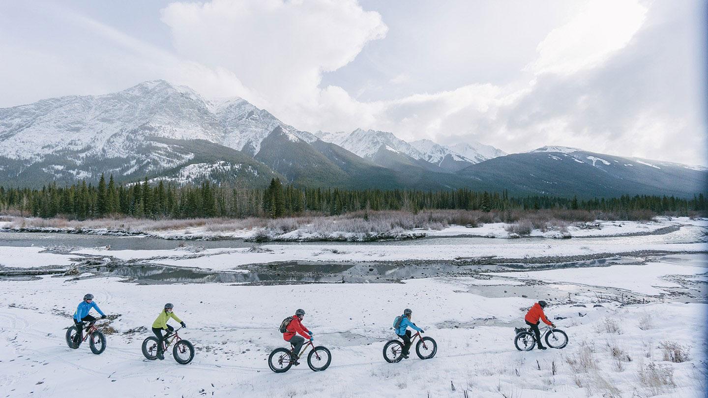 Radfahren & Mountainbiking