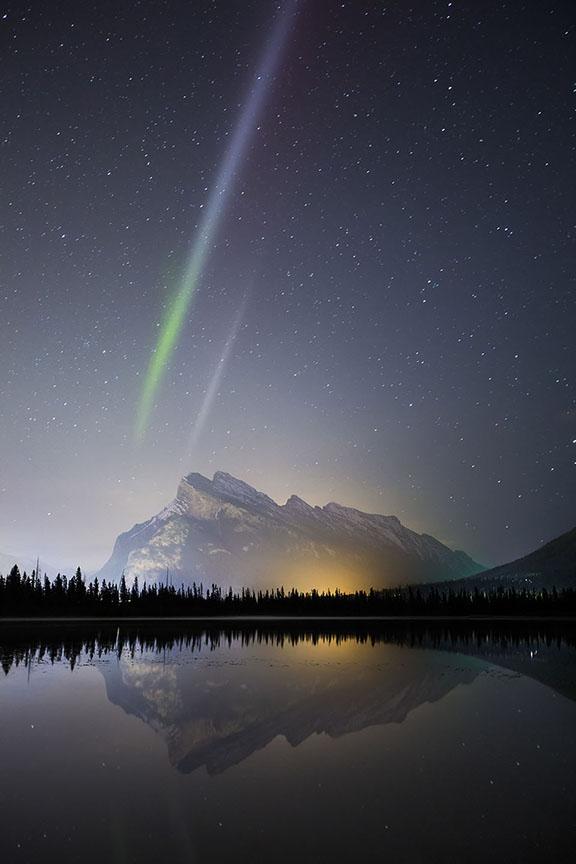 Steve, not the aurora borealis