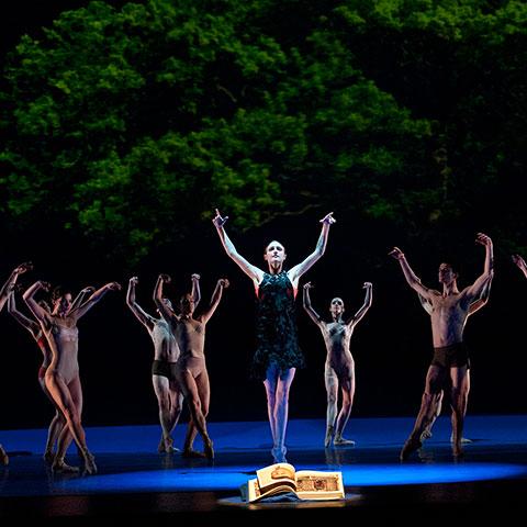 Espectáculo Alberta Ballet