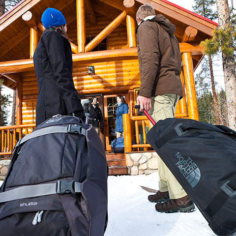 Hotel Baker Creek Chalet, Banff National Park