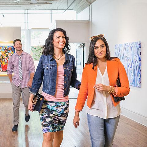 Inglewood Fine Arts Art Gallery, Calgary