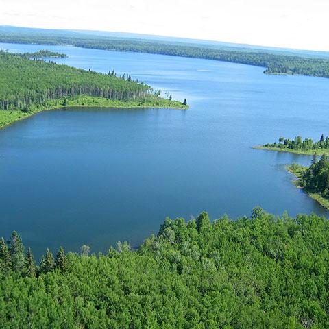 Lakeland Provincial Park, Lac La Biche