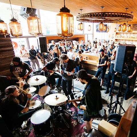 Live music Sled Island Festival Calgary