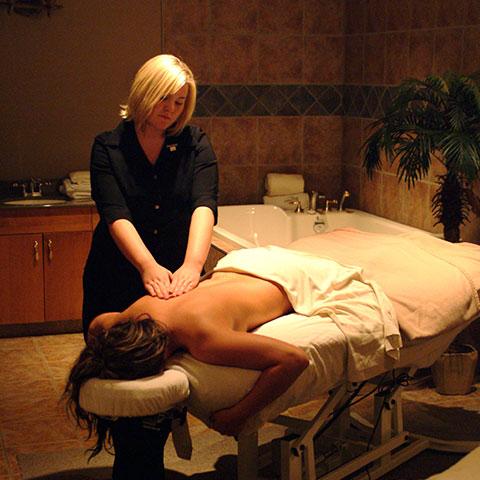 Massage, spa van Grande Prairie
