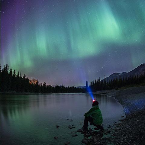 Noorderlicht, Jasper National Park