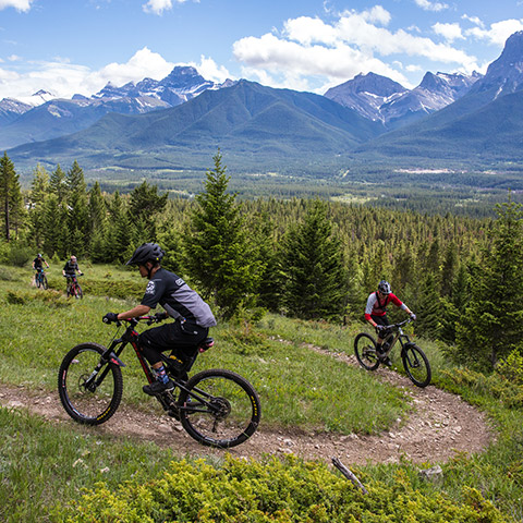 Canmore Nordic Center
