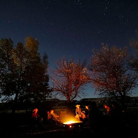Lethbridge Camping