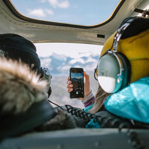 Banff Scenic flights