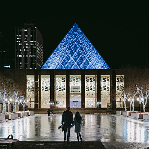 Ice Skating Edmonton