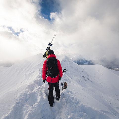 Lake Louise Skiing