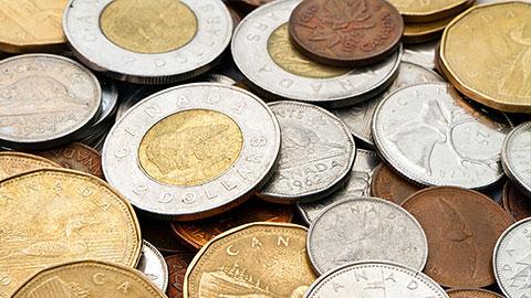 Canadese munten