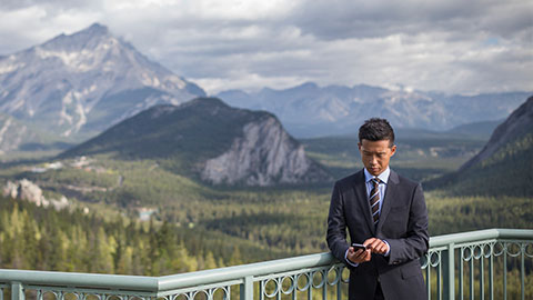 Rimrock Resort Banff National Park