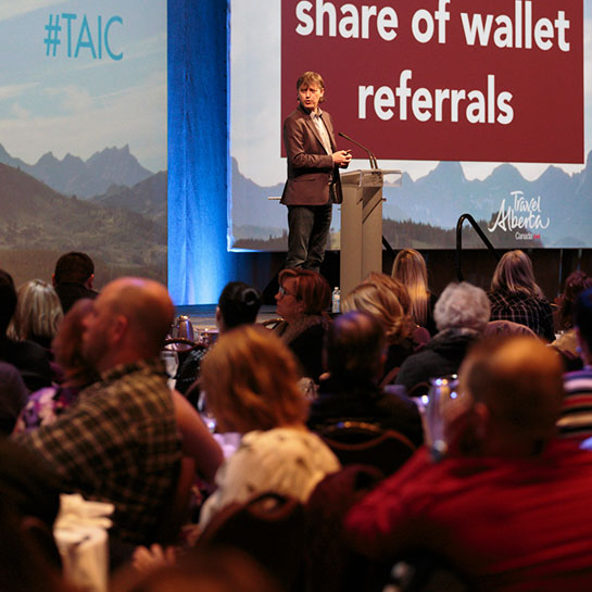 Check out the amazing key note speakers coming to Conference