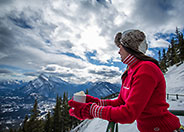 Norquay Ski Resort in Banff Alberta
